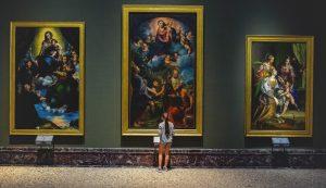 S dětmi do galerie
