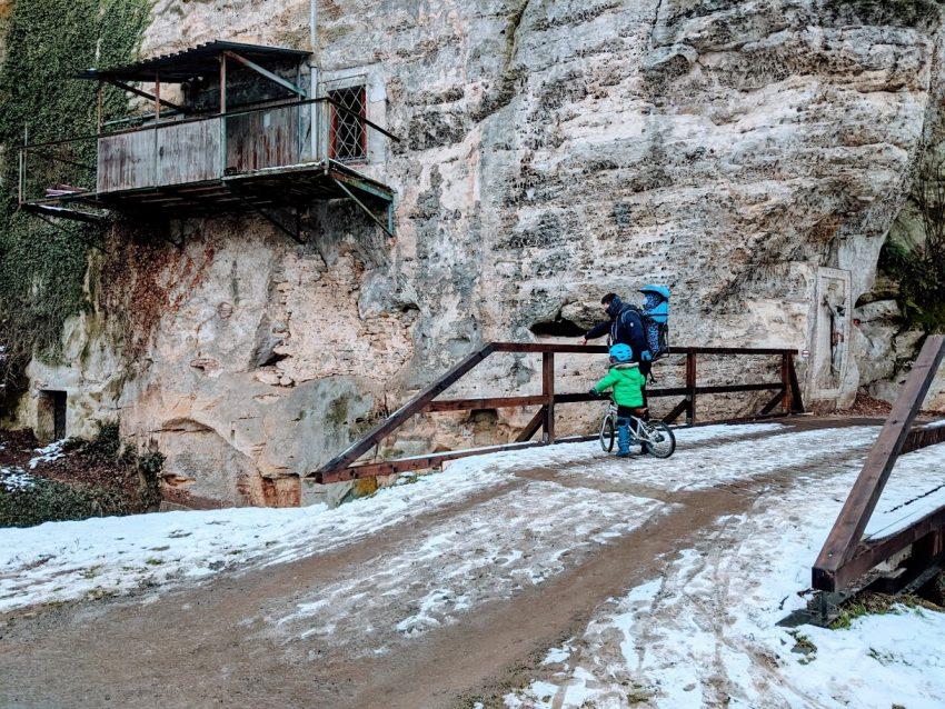 skalní byt Harasov