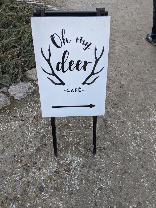 zámecká kavárna