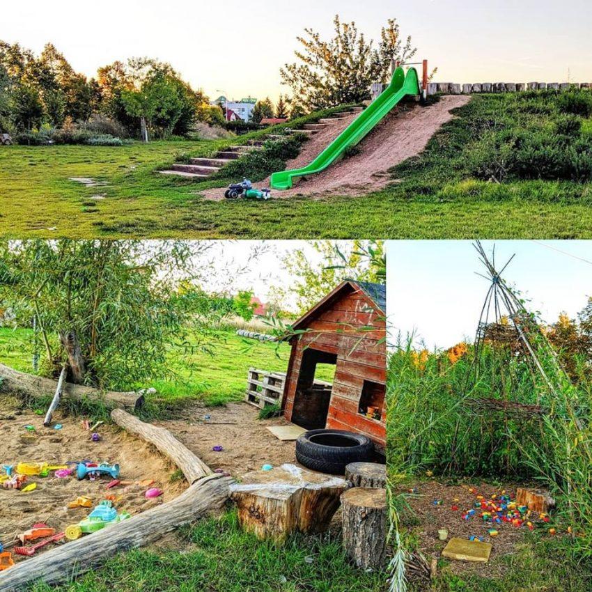 Komunitní zahrada Suchdol